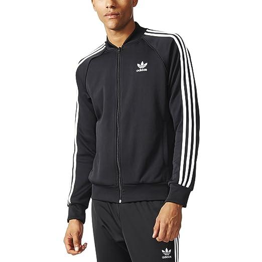 adidas Mens Originals Superstar Track Jacket