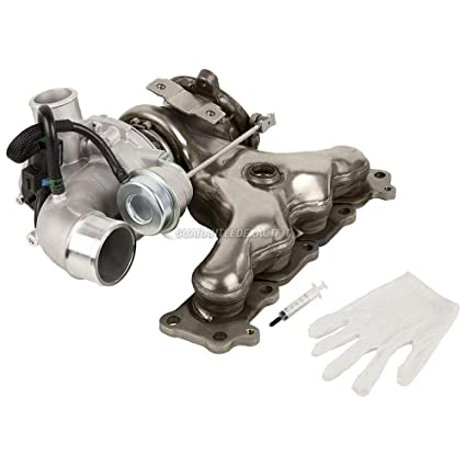 Amazon.com: Turbocharger and Installation Accessory Kit For Land Rover Range Rover Evoque - BuyAutoParts 40-8198720 New: Automotive