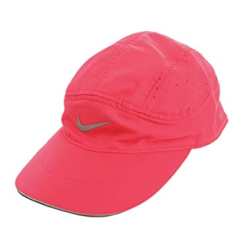Nike W Arobill TW Elite Gorra de Tenis, Mujer, Rosa (Racer Pink/Black), Talla Única: Amazon.es: Deportes y aire libre