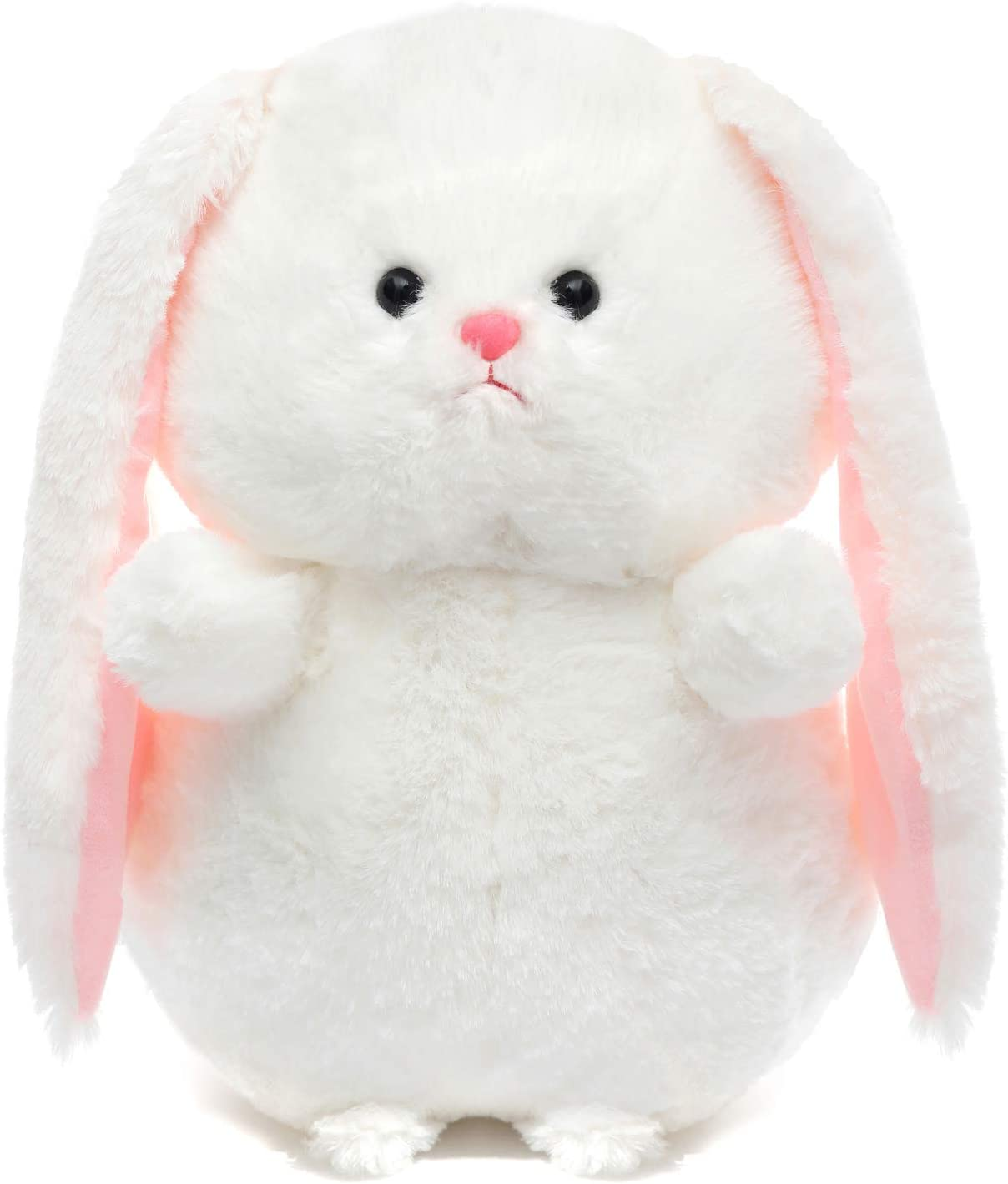 Cute Sweet Stuffed Rabbit Animal Doll Plush Fluffy Soft Bunny TOY Kids Gifts G