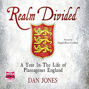 Realm Divided Audiobook