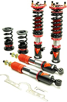 Godspeed 2006 2007 2008 2009 2010 2011 Honda Civic Mono-max Coilovers Suspension Camber Plate 40 Level Adjustable