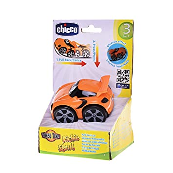 Chicco Turbo Touch Game Stunt Orange