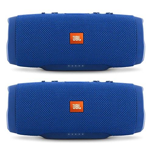 jbl-charge-3-waterproof-portable-bluetooth-speaker-pair-blue-blue