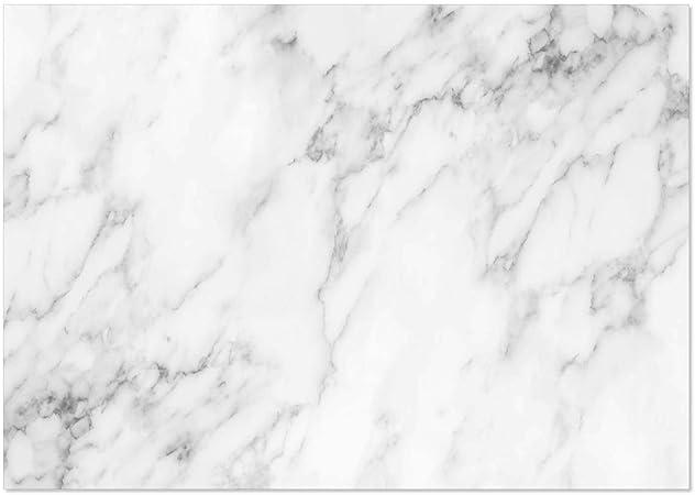 100 Tovagliette da tavola di carta con effetto marmo I DIN A3 I Set tovagliette di carta per apparecchiare la tavola moderne usa e getta per matrimoni I dv/_319