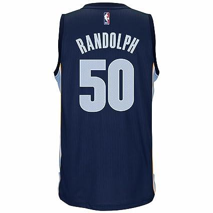 8a05fd537 Zach Randolph Memphis Grizzlies NBA Adidas Navy Blue Official Climacool  Away Road Swingman Jersey For Men