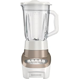 BD Blender Glass Wht