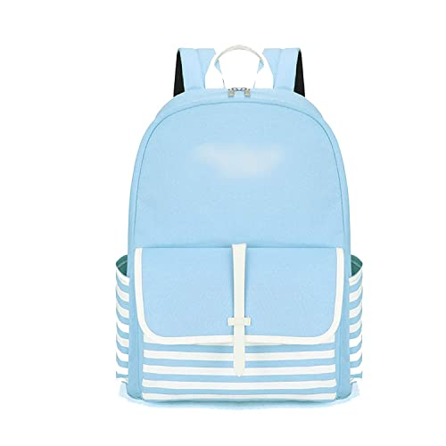 a3d8055837c5 Image Unavailable. Image not available for. Color  Fashion School Backpacks  for Teenage Girls Canvas Women Laptop ...