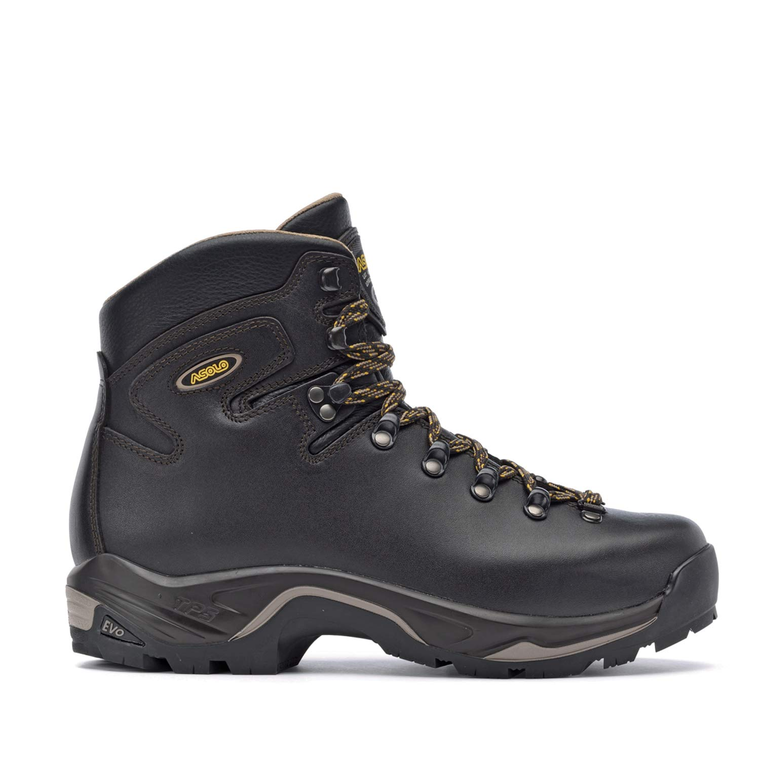 Asolo TPS 535 LTH V EVO Men's Waterproof Hiking Boot for Backpacking, Technical terrains, and Long Distance Hiking Brown by Asolo
