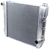Allstar Performance ALL30012 19'' x 26'' Aluminum Radiator for Chevy