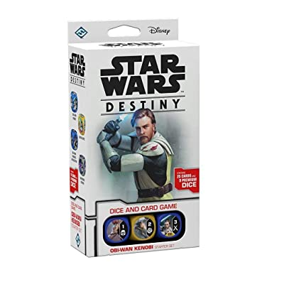 Fantasy Flight Games Sw Destiny: OBI-Wan Kenobi Starter Set: Toys & Games