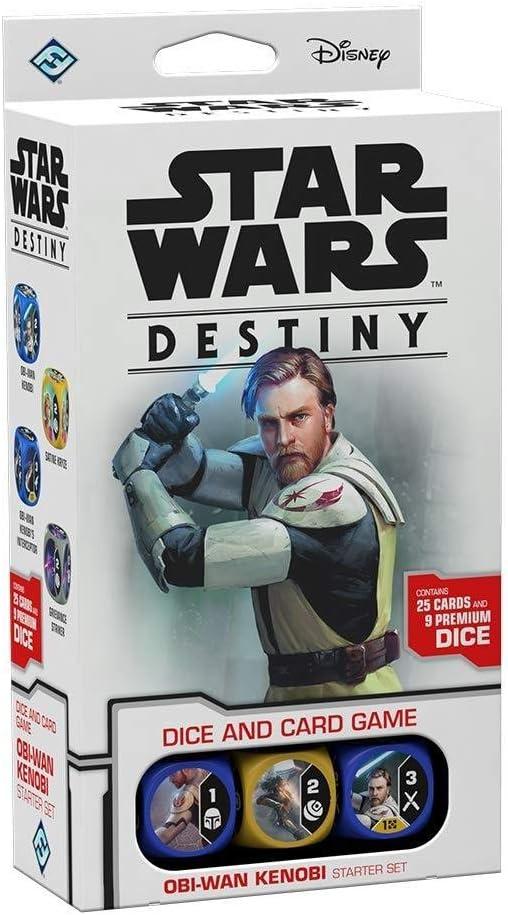 Fantasy Flight Games Sw Destiny: OBI-Wan Kenobi Starter Set
