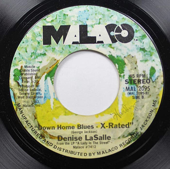 Top 4 Down Home Blues Malaco Vinyl