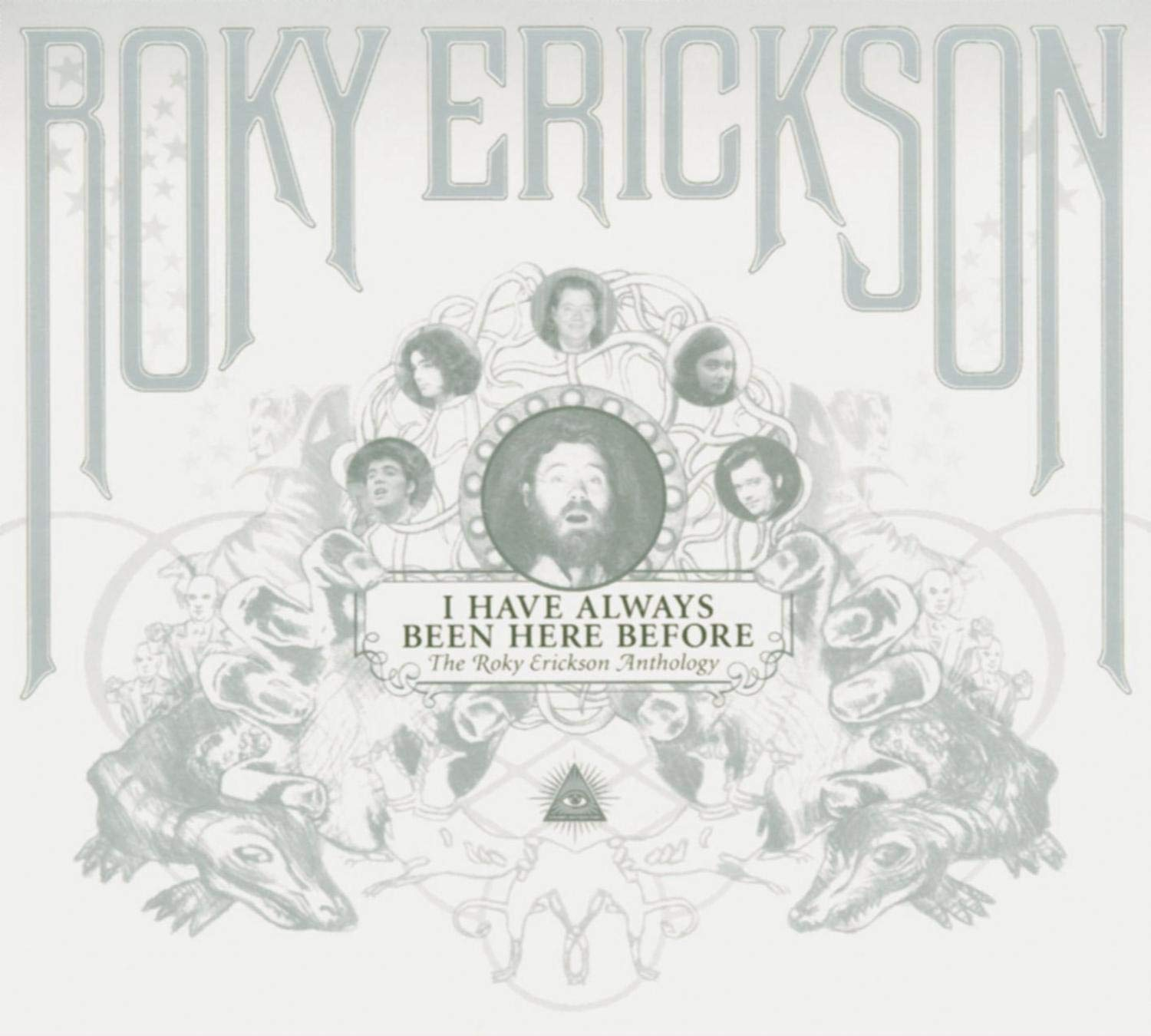 I Have Always Been Here Before: The Roky Erickson Anthology by SHOUT! FACTORY