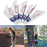 HITSAN 10Pcs/1Bag Disposable Female Urine Lady Funnel Urination Device Outdoor Sports Camping Paper Urinal One Piece