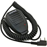 Mengshen® Baofeng Micrófono Original portable microphone Speaker Mic for UV-5R BF-888S transmitter-receiver Radio UV-5R_M