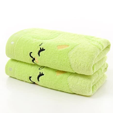Bruselas08 Toallas de baño para bebé, algodón, toallas para la cara del bebé ,