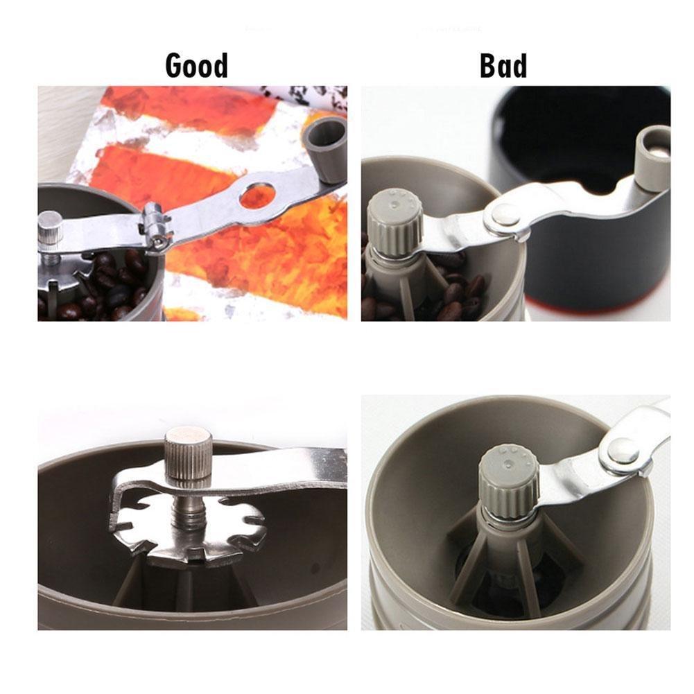 BleuMoo Manual Coffee Maker Hand Pressure Portable Espresso Machine Coffee Pressing Bottle (Red) by BleuMoo (Image #6)