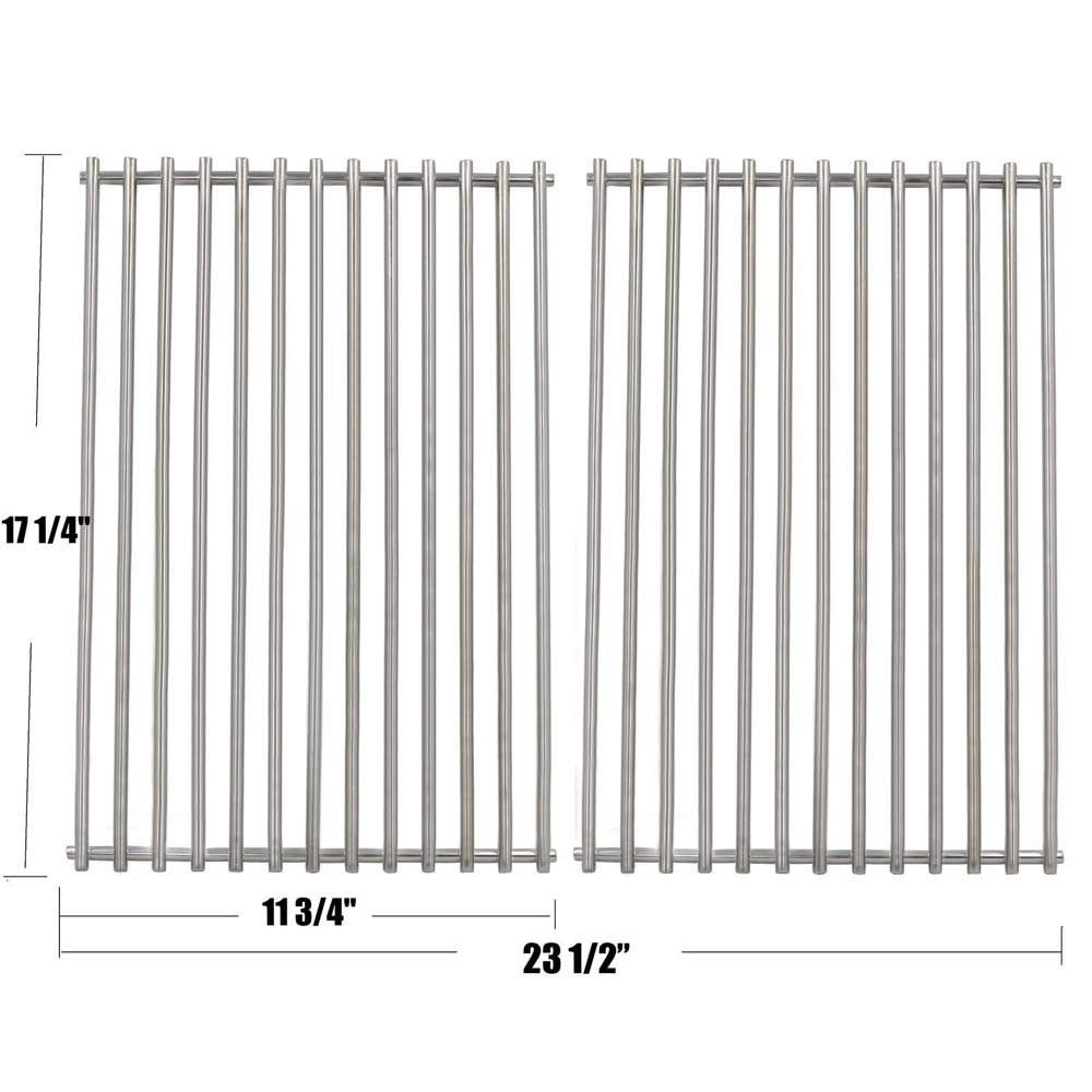 NITCHA14 Weber BBQ Replacement Stainless Steel Cooking Grid Grate by NITCHA14 (Image #4)