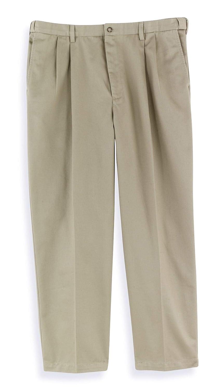 Covington Collection Mens Comfort Fit Pleated Dress Pants Size 32x30