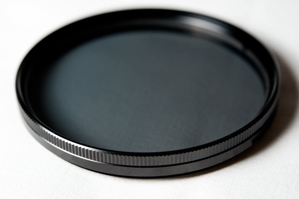 For Sony HDR-PJ670 Multithreaded Glass Filter Circular Polarizer C-PL 46mm Multicoated