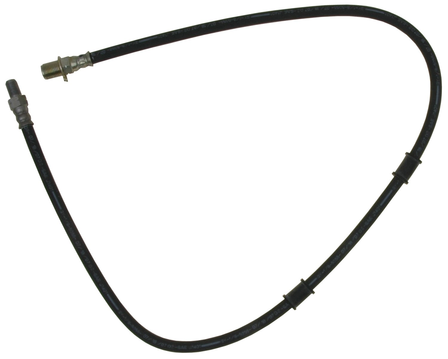 ACDelco 18J860 Professional Front Hydraulic Brake Hose Assembly