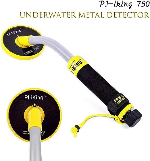 TOPQSC 750 - Detector de Metales bajo el Agua con indicador de ...