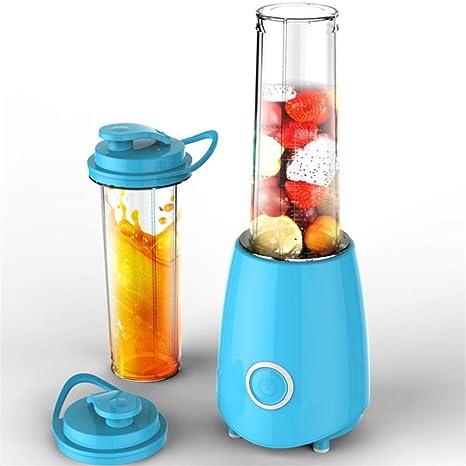 LUCKY CLOVER-A Licuadora Personal, Exprimidor, Sin BPA 2 Vasos De Botellas Portátiles