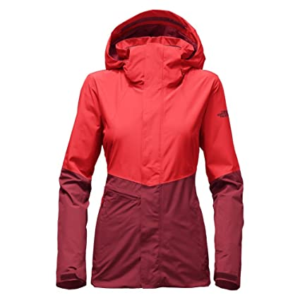 dceb58a65 Amazon.com : The North Face Garner Triclimate Womens Insulated Ski ...