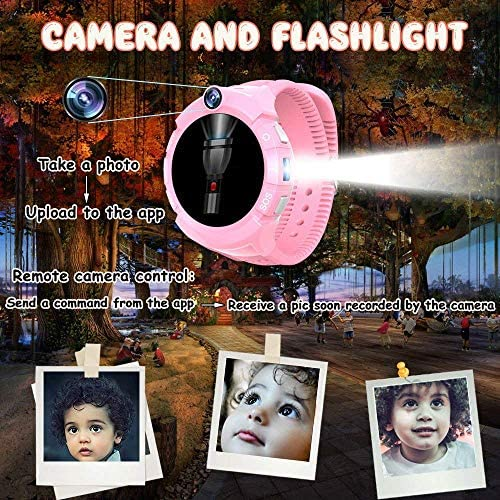 GYR Smartwatch for Kids 1.44