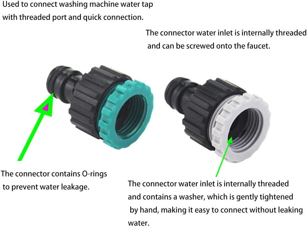 1 Gris Cellfast Ideal Conector r/ápido