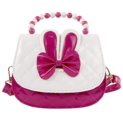 HXQ Little Girls Crossbody Purses,Lovely Princess Mini Handbags Shoulder Bag for Kids: Toys & Games