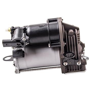 maXpeedingrods Bomba de Aire Compresor Suspensión para ML-Class ML350 06-11