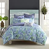 Amy Sia 028828240323 Comforter Set, Twin, Seafoam