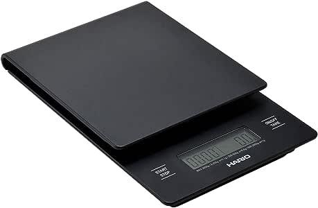 Hario VST-200B V60 Drip Scale, Black
