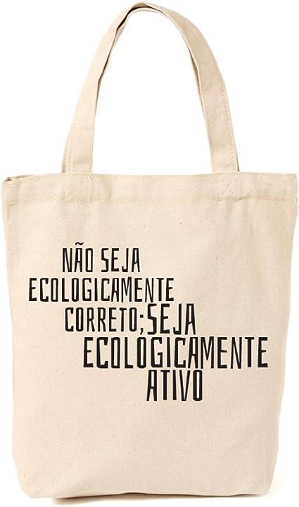 Ecobag - Seja ecologicamente ativo