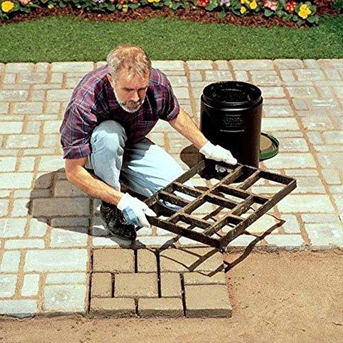 Cheap  Agyvvt Path Maker Mould Paving DIY Lawn Concrete Paving Garden Path Molds..