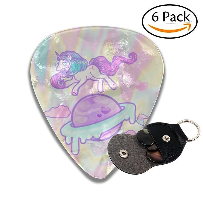Deer Stag - Llavero de piel - 351 forma de púas de guitarra ...