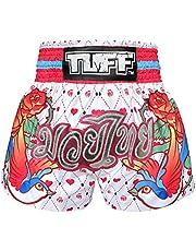 Tuff Sport Boxing Muay Thai Shorts Boxe Trunks Kick Martial Arts Training Gym Clothing