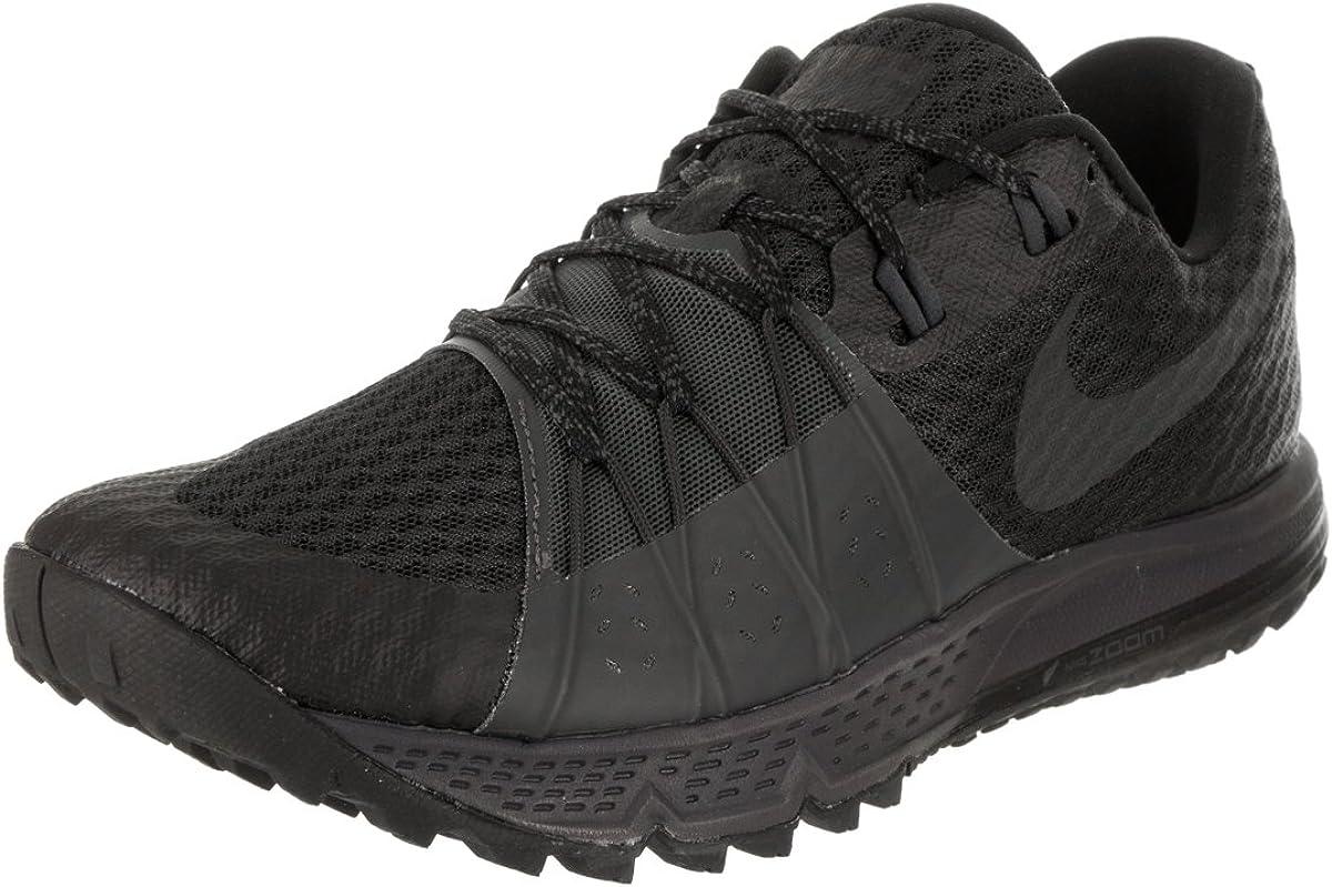 Nike Air Zoom Wildhorse 4, Zapatillas de Running para Hombre, Multicolor (Black/Anthracite/Anthracite 003), 38.5 EU: Amazon.es: Zapatos y complementos