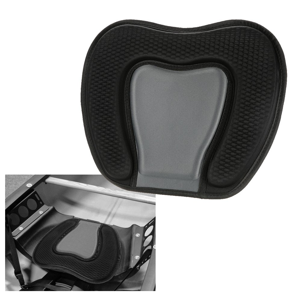 Lixada Kayaking Canoeing Seat Support Cushion Antiskid Cushiony Seat Base