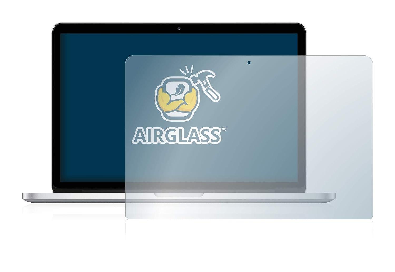 AirGlass BROTECT Protection Ecran Verre Compatible avec Apple MacBook Retina Pro 13 - Protecteur Vitre 9H D/ébut 2015