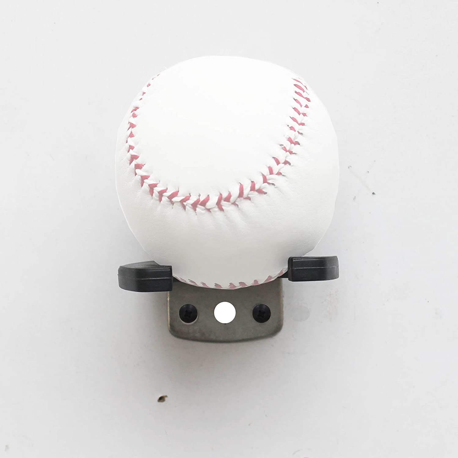 NO BALL Yi Ya Su YYST One Baseball Softball Display wall Mount Display Wall Rack Wall Holder
