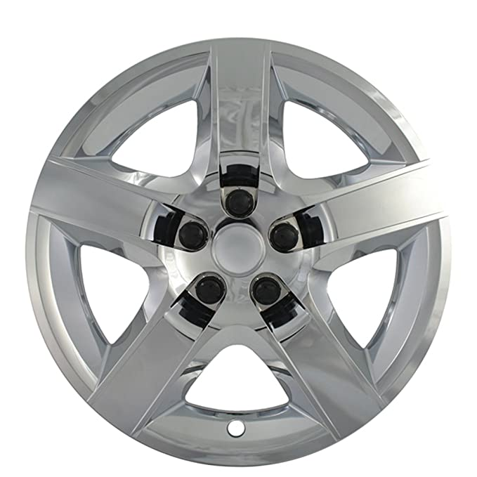 Amazon.com: 17 inch Hubcaps Best for 2008-2011 Chevrolet Malibu - (Set of 4) Wheel Covers 17in Hub Caps Chrome Rim Cover - Car Accessories for 17 inch ...