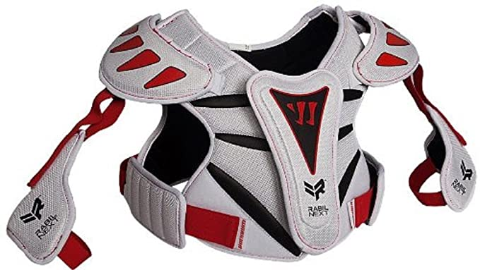Warrior Rabil Shoulder Pad – The Best Lacrosse Shoulder Pad for Middies
