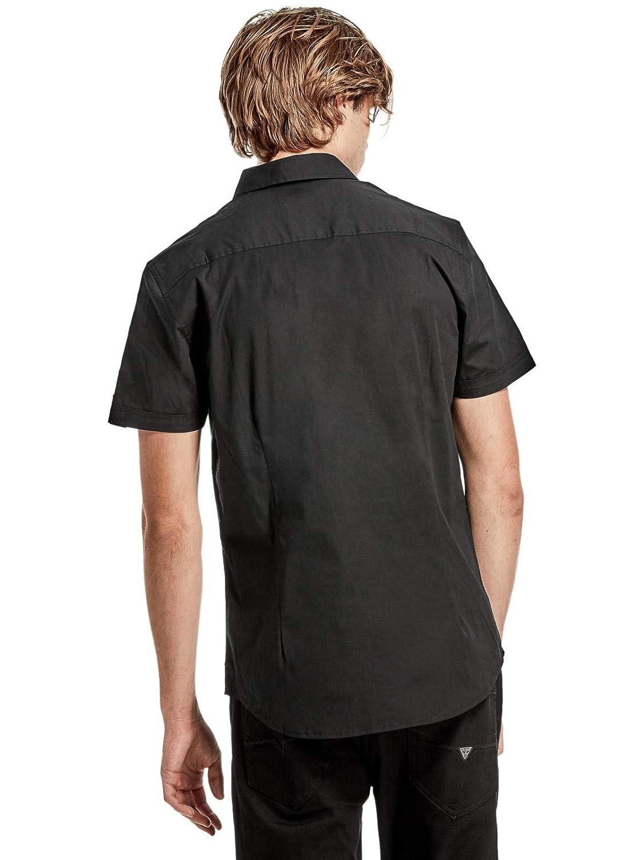 GUESS Factory Mens Williamson Pocket Shirt