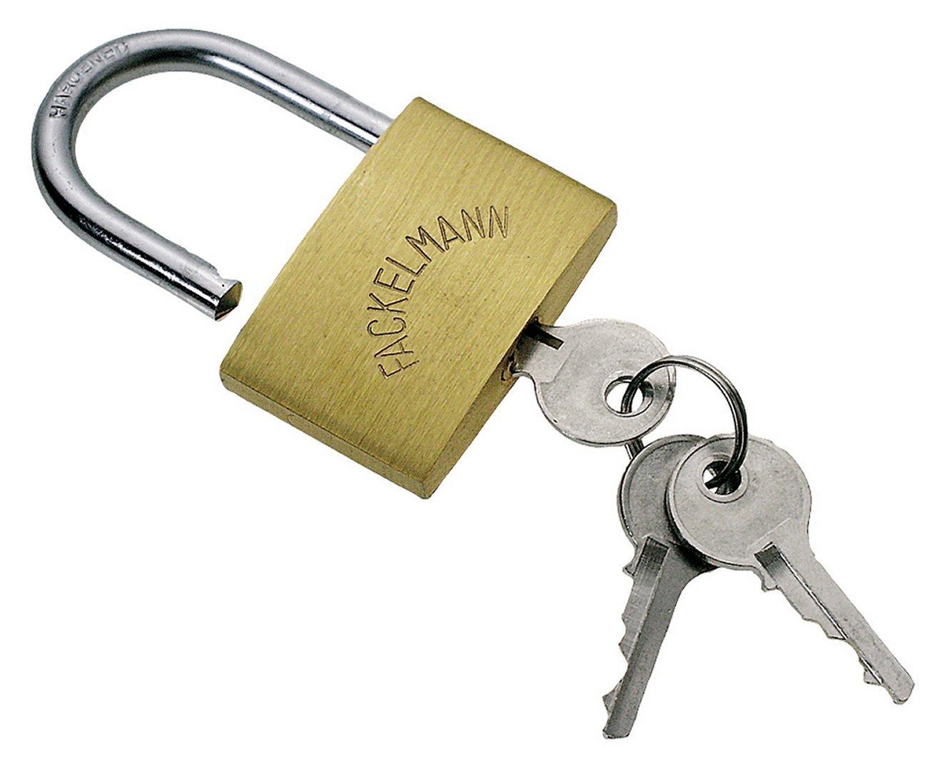 Fackelmann - Candado (5 cm, con arco reforzado) Fackelmann GmbH + Co.KG 60231