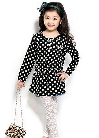 Cheap children clothing online 2013 spring black long sleeve ...