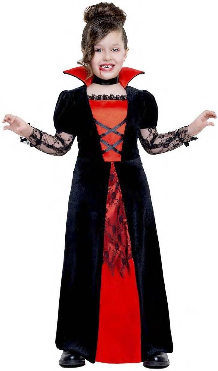 Disfraz Vampiresa Talla 10-12 Años Tamaño Infantil: Amazon.es: Juguetes y juegos