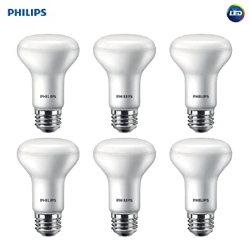 Philips LED regulable suave luz blanca Bombilla con efecto brillante), 2700 - 2200-kelvin, esmerilado: Amazon.es: Bricolaje y herramientas